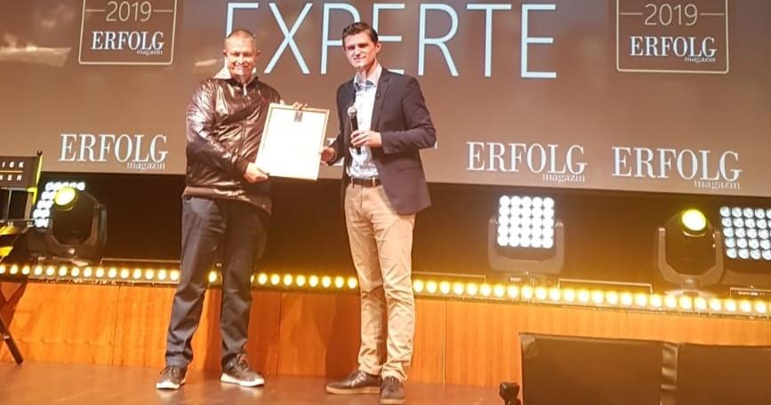 Auszeichnung zum Top Experten